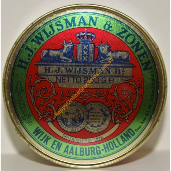 H.J. Wijsman and Zonen Dutch Butter 200gr