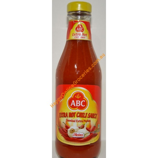 ABC - Extra Hot Chili Sauce 340ml