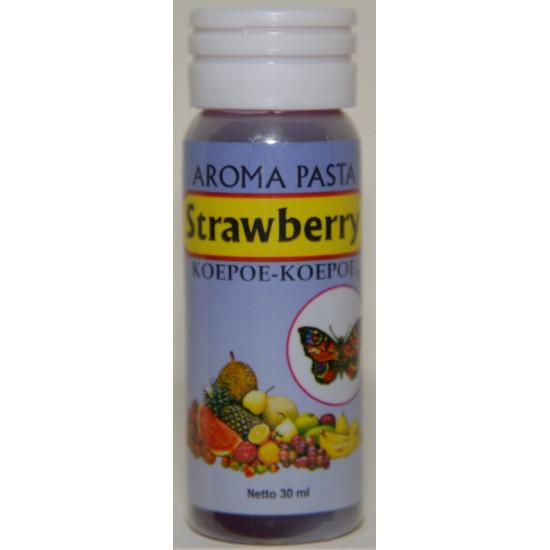 Koepoe Koepoe  Aroma Pasta Strawberry 30ml