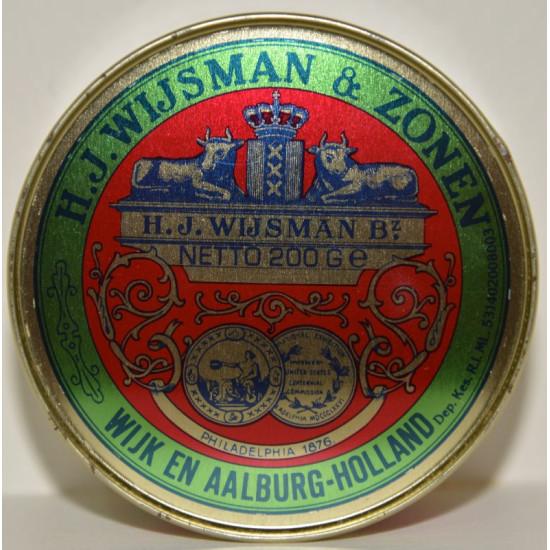 H.J. Wijsman and Zonen Dutch Butter 200gr