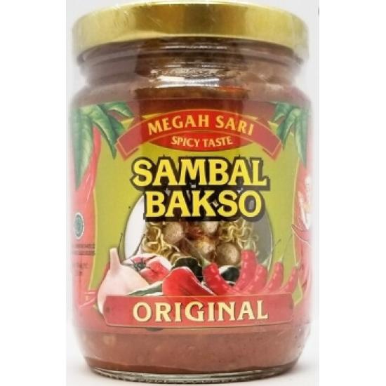 Megah Sari - Bakso Extra Hot 250ml