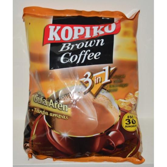 KOPIKO - Brown Coffee plus brown sugar 30 s