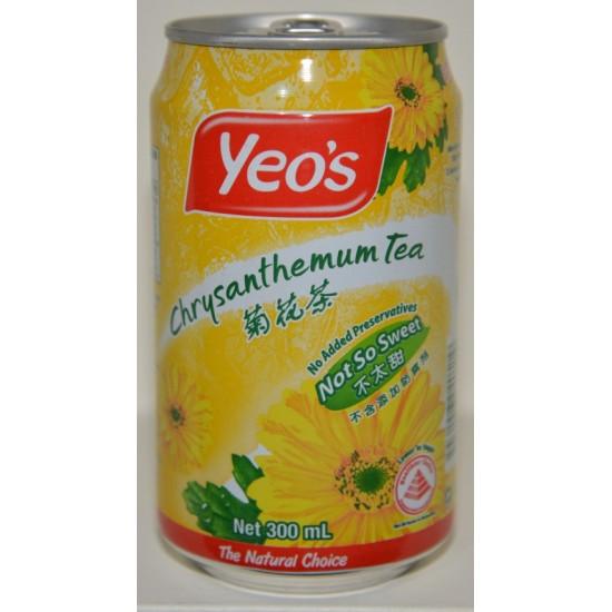 Yeo's - Chrysanthemum Tea Can