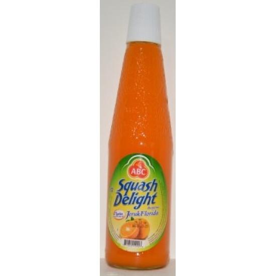 ABC - Squash Orange 580ml