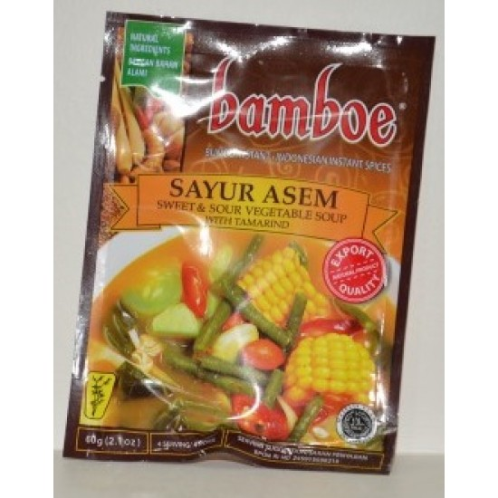 Bamboe - Sayur Asem 35gr