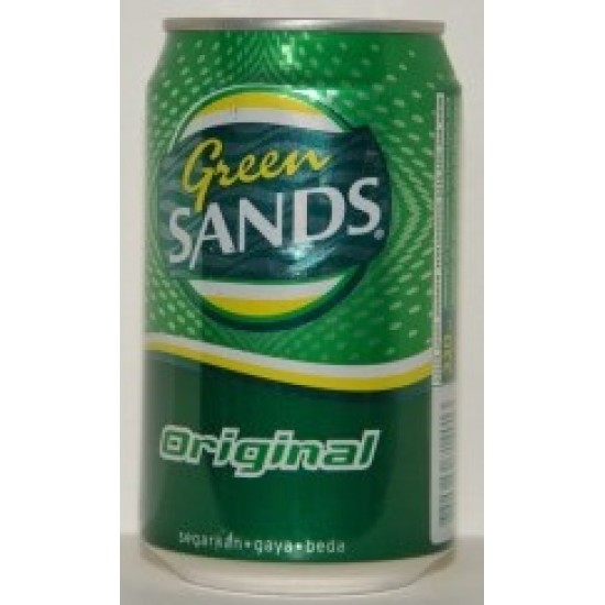 Green Sands - Malt Kaleng 330ml