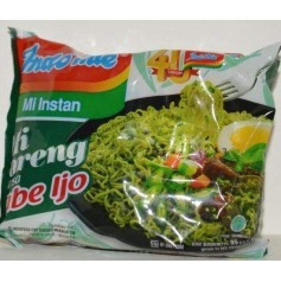 Indomie - Goreng Cabe Ijo 85gr (5 Pack)