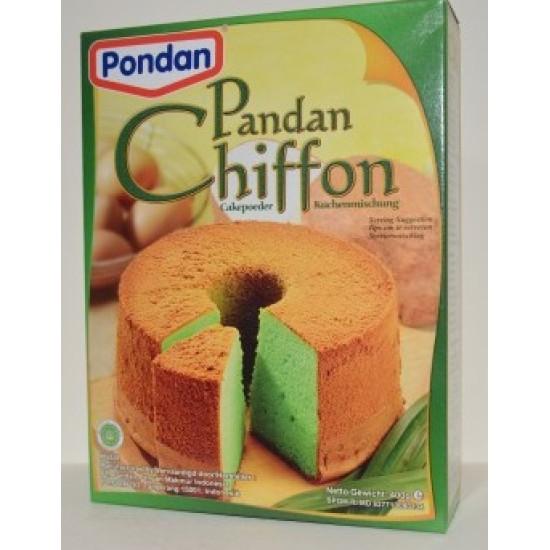 Pondan - Chiffon Pandan 400gr