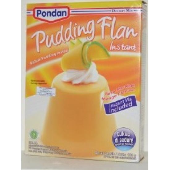 Pondan - Pudding Flan Mango 180gr