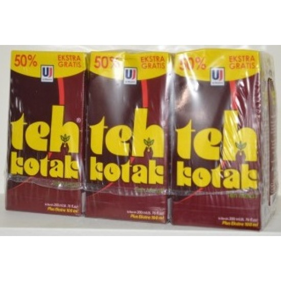 Ultra - Tea Kotak 6x300ml