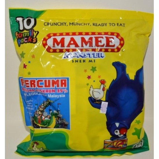 Mamee Instant - Noodle Chicken 250g