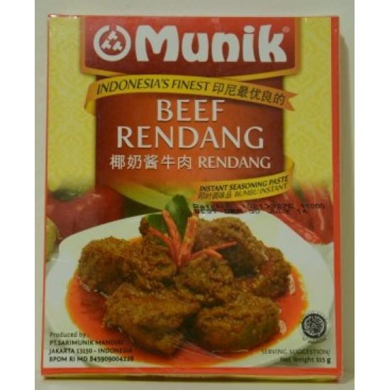 Munik - Beef Rendang 115g