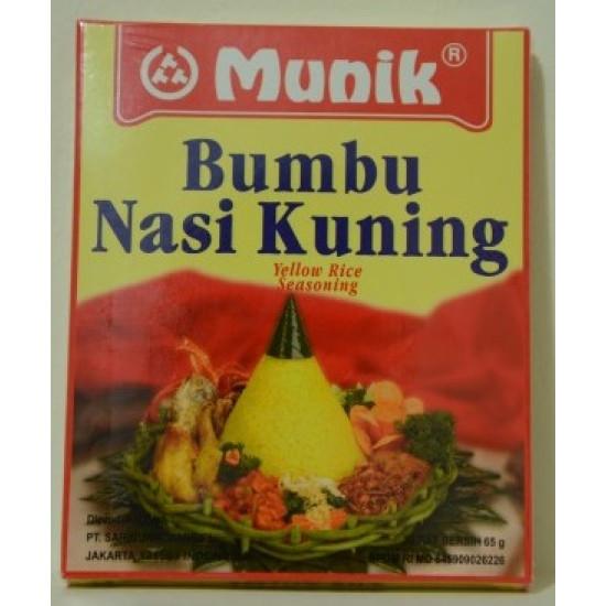 Munik - Nasi Kuning 65g
