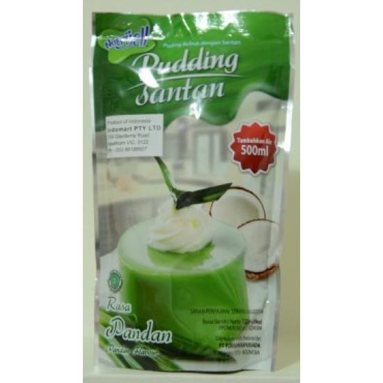 Nutrijell - Pudding Santan 130g