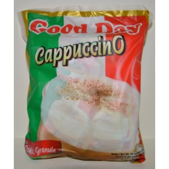 Good Day - Cappuccino 30x25g