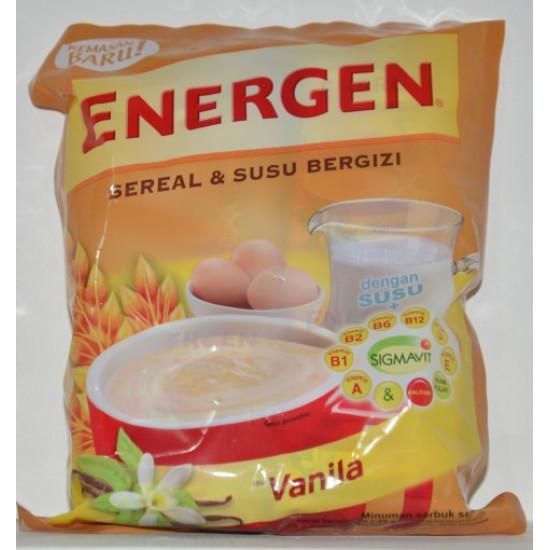 ENERGEN - VANILLA 20 sachets