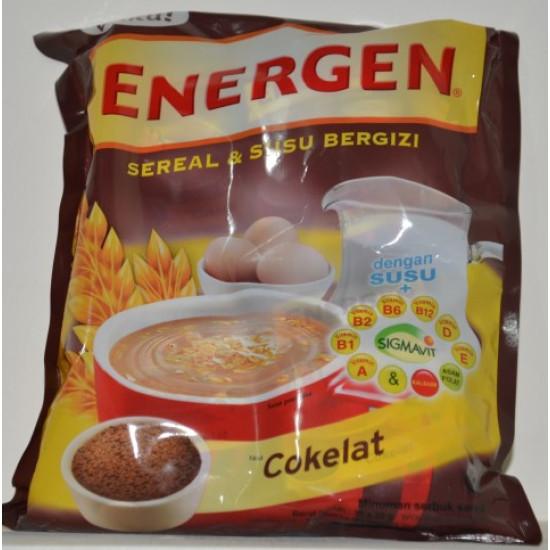 ENERGEN COKLAT 20 sachets