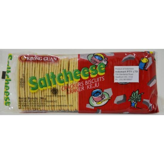 Khong Guan - SaltCheese 230g