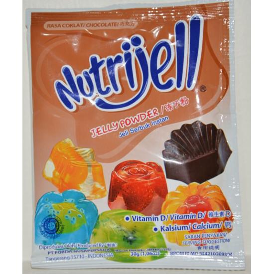 Nutrijell - Chocolate 30gr