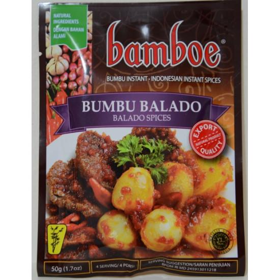Bamboe - Bumbu Balado 40g