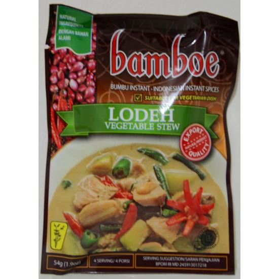 Bamboe - Lodeh 54g