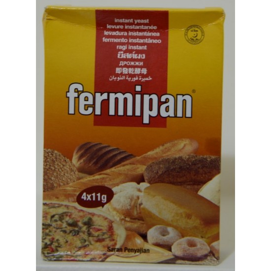 Fermipan 4x11g