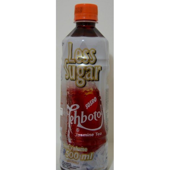 Sosro - TehBotol Less Sugar 500ml