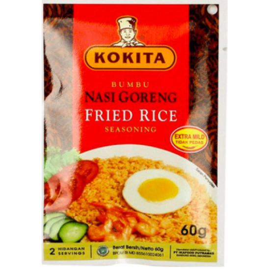 Kokita Nasi Goreng HOT Sachet 60g