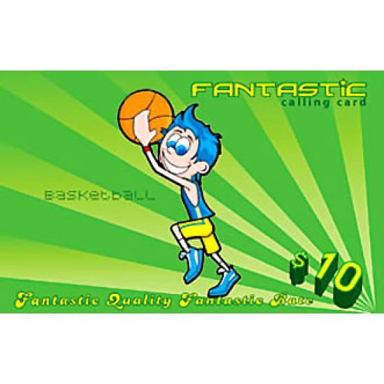 Fantastic Card $10